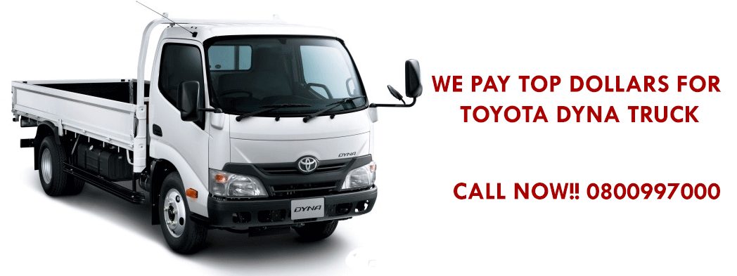 Toyota Dyna Truck Wreckers